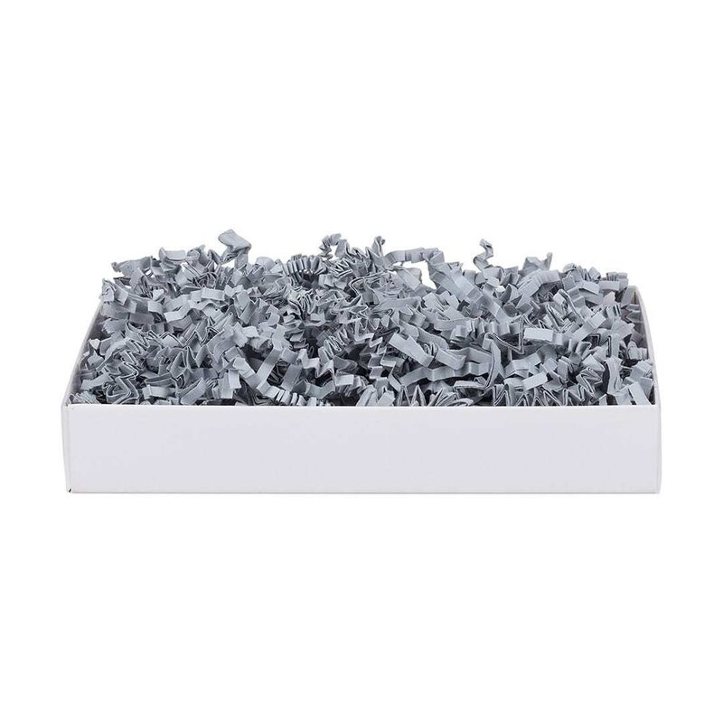 SizzlePak Cool Grey 023, coloured fill and cushioning paper