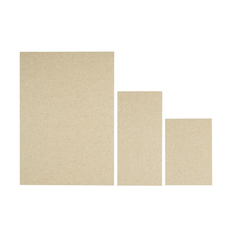 25 x Grass paper Phoenogras A4, A6 or DL 390 g/m² for crafting