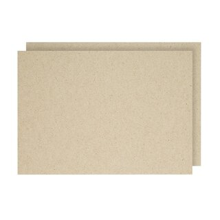 A3 grass paper, 90 g/m² natural colour, printing paper,...