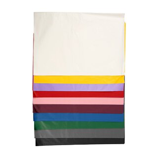 Tissue paper, 14 g/m²,  pack of 25 sheets á 70 x 50 cm