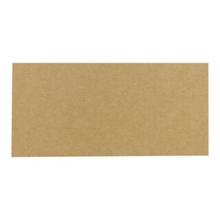 Card DL, Kraft cardboard 225, 244, 283 or 410 g/m², 100 x...