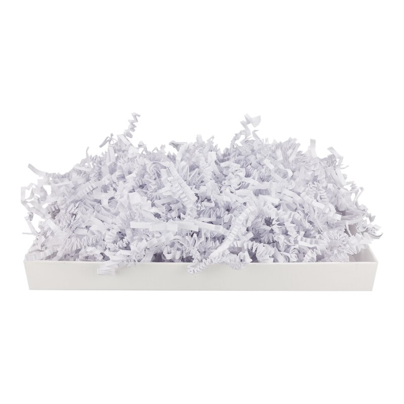 SizzlePak 200, White, fill and cushioning paper