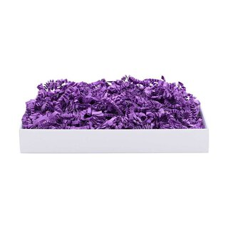 SizzlePak 255, purple, fill and cushioning paper