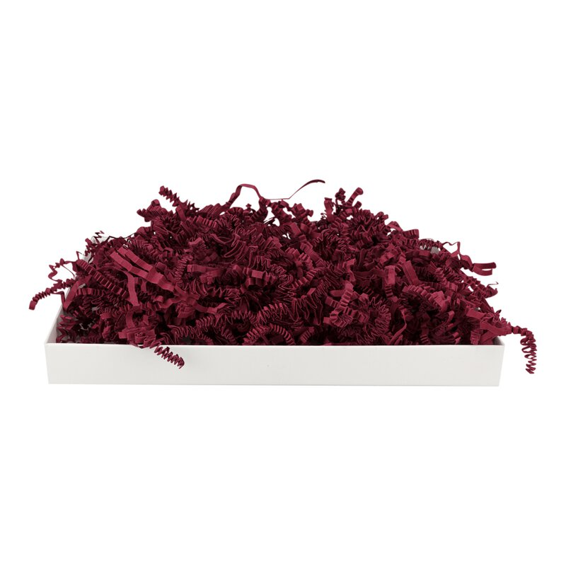 SizzlePak 472, Burgundy, fill and cushioning paper