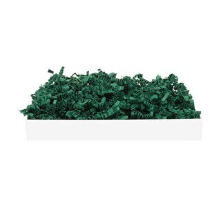 SizzlePak 473, Forest green, fill and cushioning paper