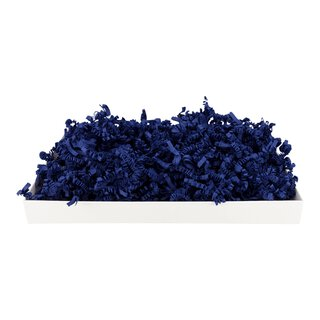 SizzlePak Navy blue 958, coloured fill and cushioning paper